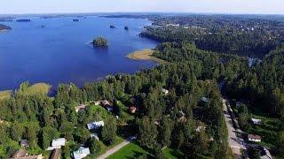Video 4K  Finland Parikkala Bird´s Eye View  - DJI Phantom 3 Pro drone download MP3, 3GP, MP4, WEBM, AVI, FLV Agustus 2018