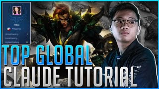 TOP GLOBAL CLAUDE TUTORIAL BY H2WO