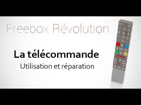 comment associer une nouvelle telecommande free