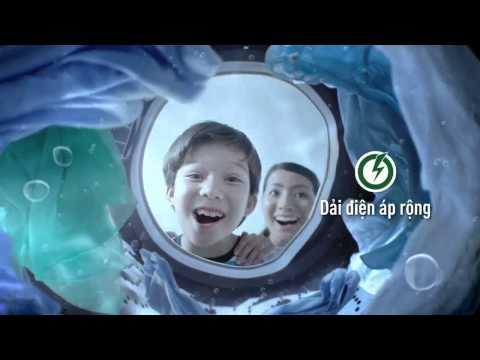 Máy giặt Panasonic 2014 | TVC 30s