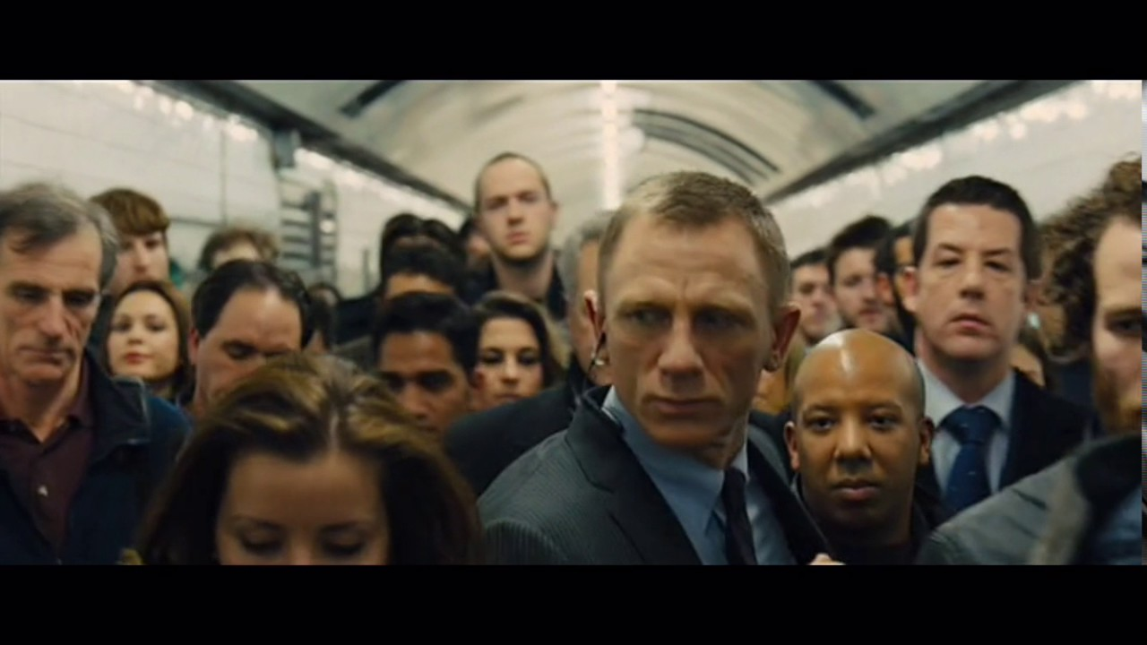 Skyfall - Escape scene