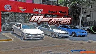 ¡Nuevos rines al BMW M4! - [Miércoles De Autos] || Ganque