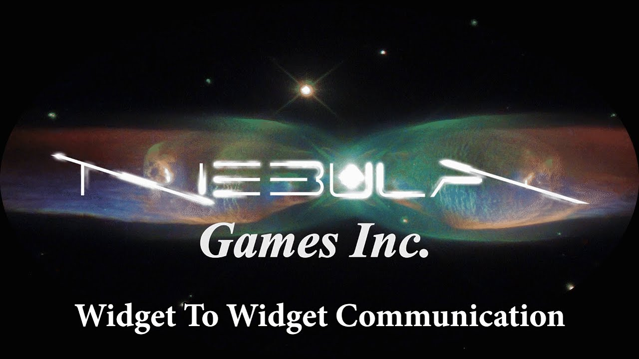 Unreal Engine 4 Tutorial: Widget to Widget Communication