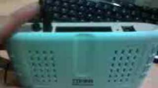 видео Настройка wifi на модеме ZTE ZXHN H108N Промсвязь
