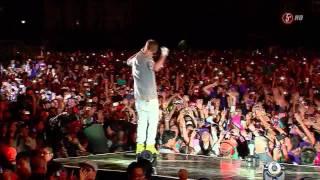 justin bieber concierto méxico zocalo 2012 hd parte 15