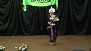 Центр инд. и вост.культуры Бхарати, танец (09.10.2011)