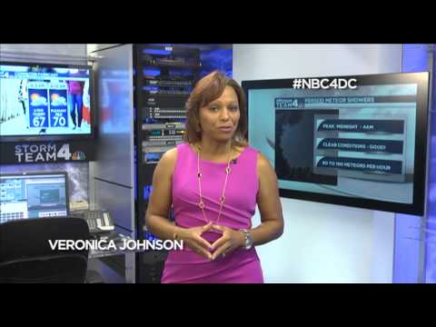Veronica Johnson Weather Tease, 4 PM News, August 12th, 2015