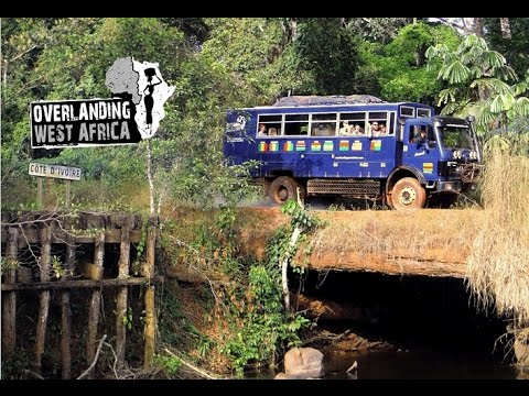 West Africa Overland Tours: A Day In West Africa