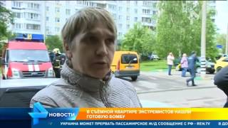 Задержанные в Москве экстремисты планировали после теракта присоединиться к ИГИЛ в Сирии
