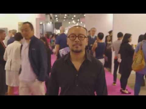 UBS Art Basel Hong Kong Porträt Shi Guowei