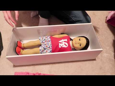 Opening A New Truly Me Doll From EBay!! {12/4/17}