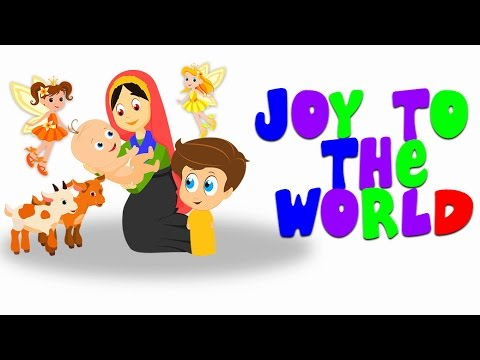 Joy To The World The Lord Has Come   Christmas Carol For Tiny Tots With Tim & Tia - YouTube