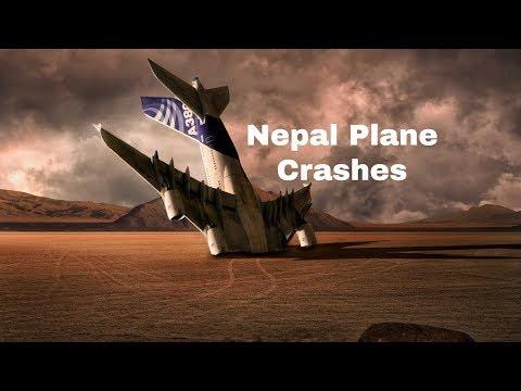 Plane Crashes At Nepal Kathmandu | #TeamBB