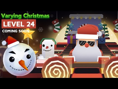 Rolling Sky - Varying Christmas Coming soon with snowball | SHA