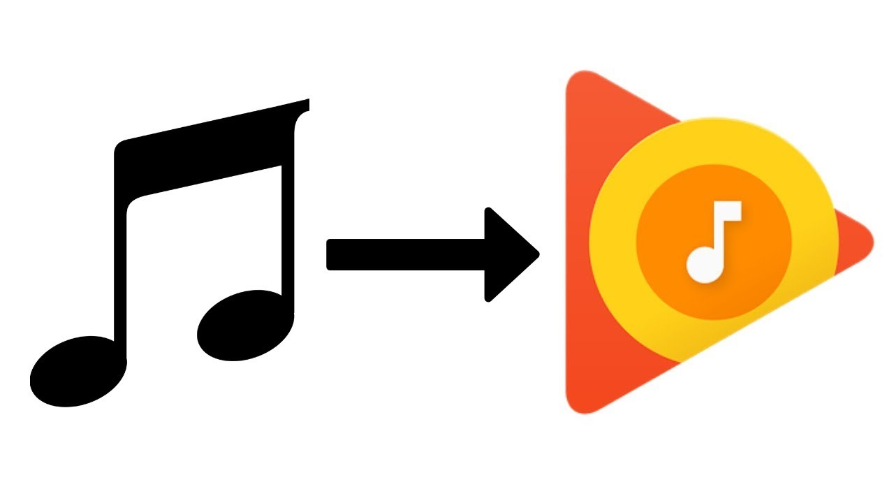 Google Play Music Upload