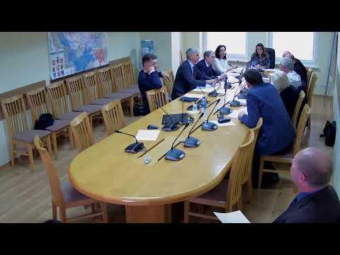 2019-09-18 Valstybės valdymo ir savivaldybių komiteto posėdis