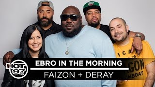 Faizon Love & DeRay Davis Go OFF On Spike Lee & Share Airport Fight Stories