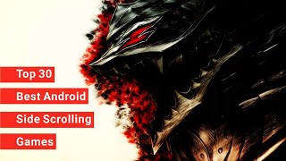 Top 30 Best Android Side Scrolling Games