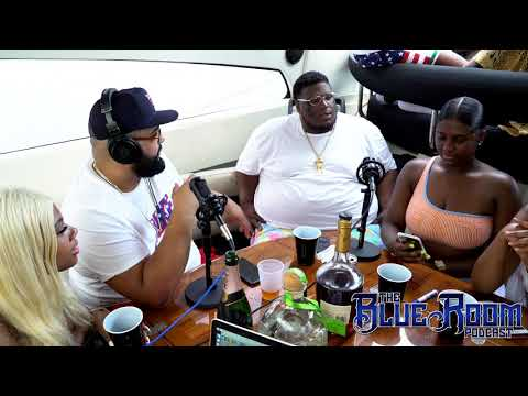 BLUEROOM PODCAST   EP 6 Boats & Hoes