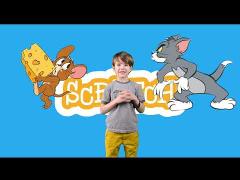 Programming (coding) for kids 2. How to create your first Scratch game.