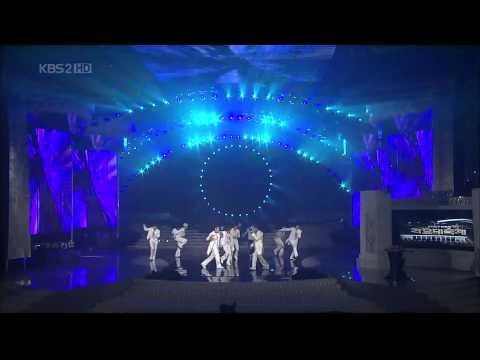 2007 KBS Gayo Festival Shinhwa Cut Full HD)