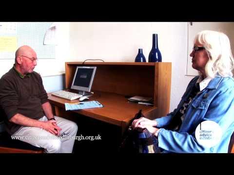 A typical interview  |  Citizens Advice Edinburgh