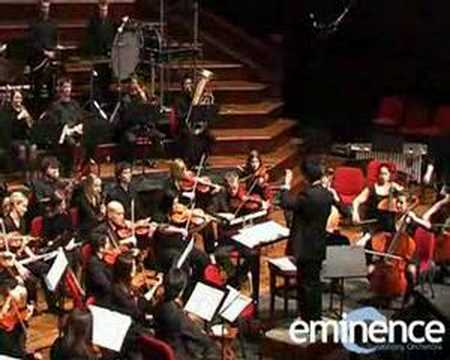 "Princess Mononoke - ""Journey to the West"" (Eminence Symphony Orchestra)"