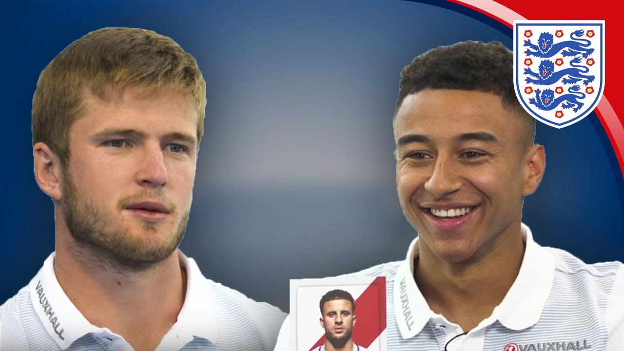 "Download ""You're not good at this!"" Eric Dier & Jesse Lingard 