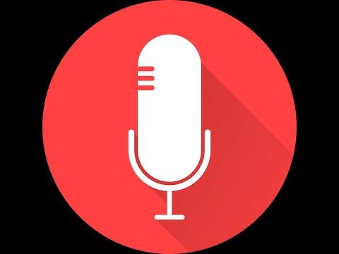 Андроид смартфон в роли микрофона для ПК.