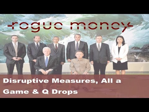 Rogue Mornings - Disruptive Measures, All a Game & Q Drops (02/13/18)