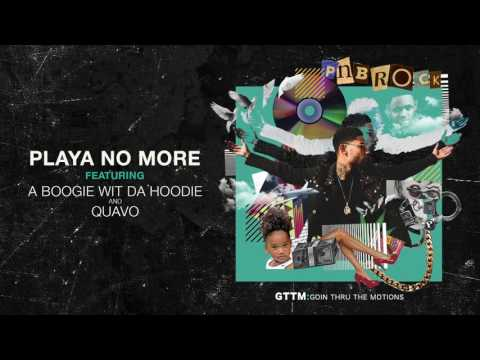 Thumbnail: PnB Rock - Playa No More feat. A Boogie Wit Da Hoodie & Quavo [Official Audio]