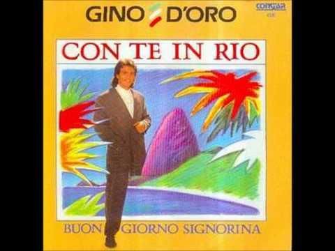 GINO DORO  Buon Giorno Signorina very rare 7 1990