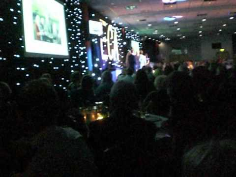 Huddersfield Examiner Awards Project of the Year 2012 presentation.AVI