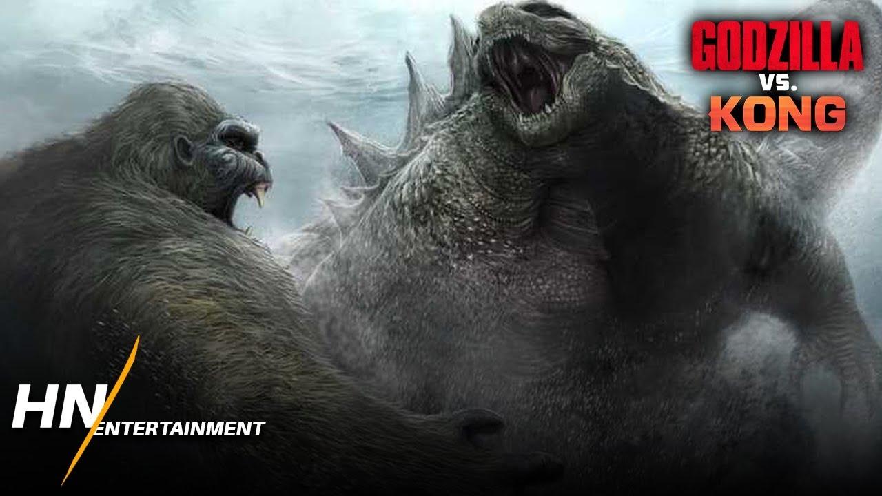 Kết quả hình ảnh cho Godzilla vs Kong