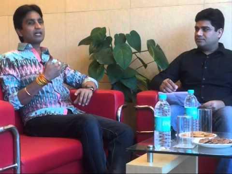 AAP के कुमार विश्वास क साथ बातचीत