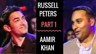 Russell Peters interviews Aamir Khan part 1