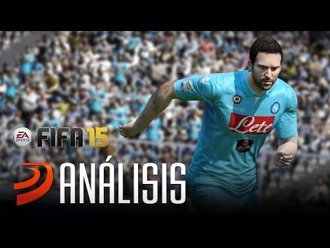 """Análisis de FIFA 15 - """"Fútbol más realista e imprevisible"""""""