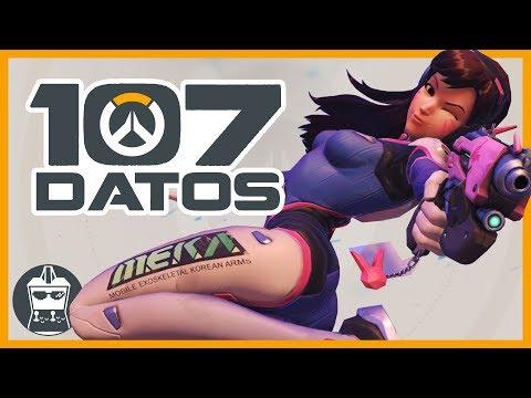 107 Datos que DEBES saber de 'Overwatch' | AtomiK.O. #47 thumbnail