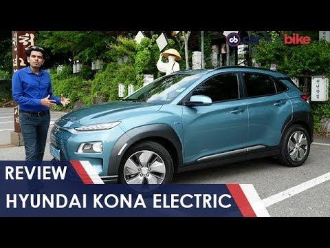 Hyundai Kona Electric Review | NDTV carandbike