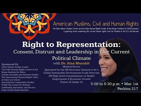 Right to Representation with Dr. Alaa Murabit