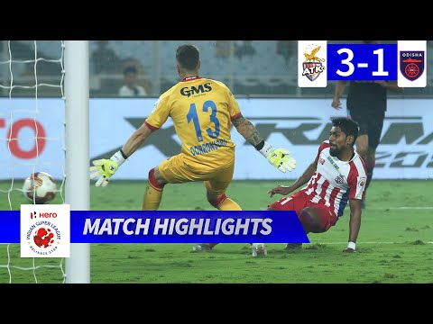 ATK FC 3-1 Odisha FC - Match 77 Highlights | Hero ISL 2019-20