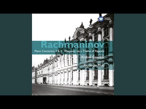 6 Moments Musicaux, Op.16: No. 5, Adagio Sostenuto In D Flat Major