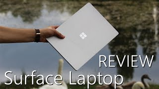 Microsoft Surface Laptop Review / Test (Deutsch / 4K)
