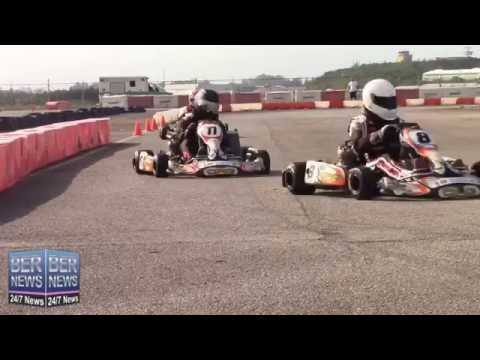 Bermuda Karting Club Season Opener, September 25 2016