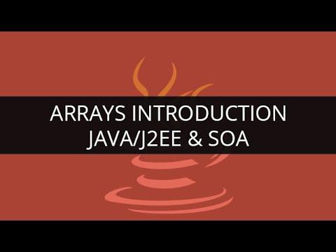 Arrays in Java | Introduction to Arrays in Java | Java/J2EE & SOA Tutorial | Edureka