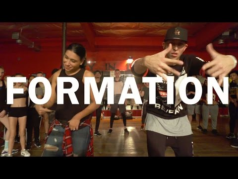 """FORMATION"" - Beyonce Dance 