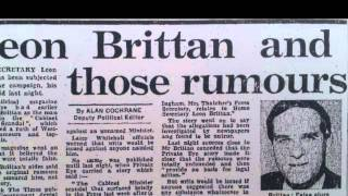 Tim Tate on rape & child porn evidence against former Tory Home Secretary Leon Brittan