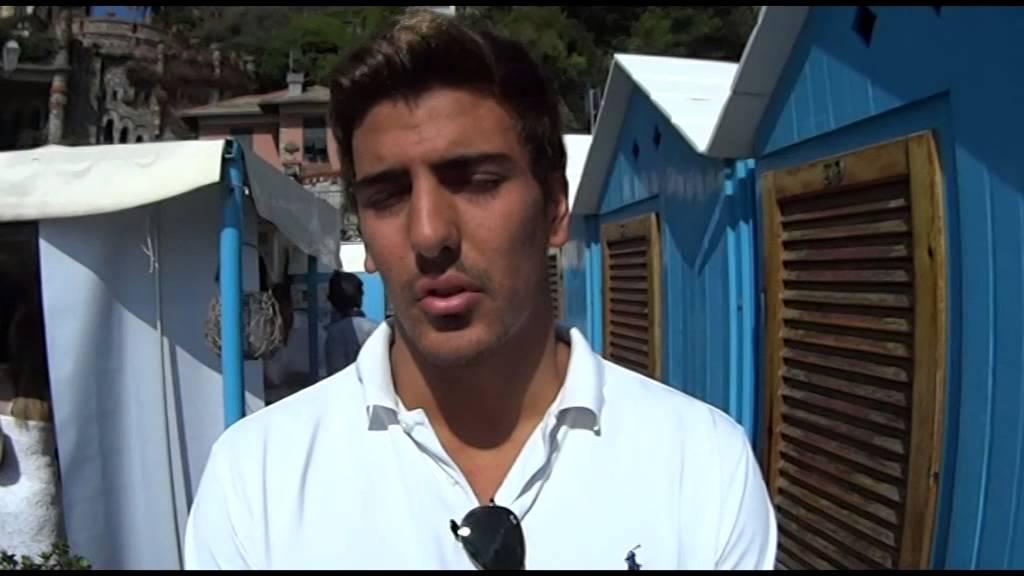 Luca Cupido interview