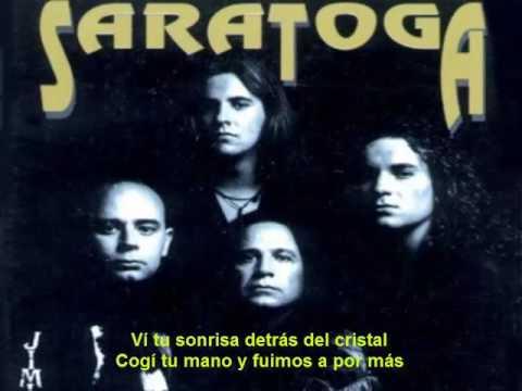 Saratoga - Ojos de Mujer  (sub español)