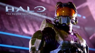 Halo: The Master Chief Collection | Xbox One X Enhanced Trailer